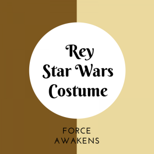 Rey Star Wars Costume