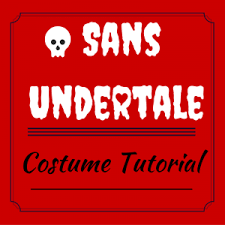 sans undertale costume