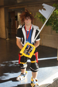 Sora Kingdom Hearts Costume