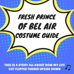 Fresh Prince of Bel Air Costume