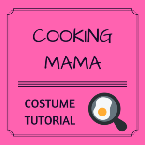 Cooking Mama Costume